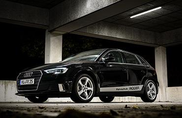 2 Audi A3 Sportback